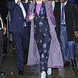 Blake's Floral Suit