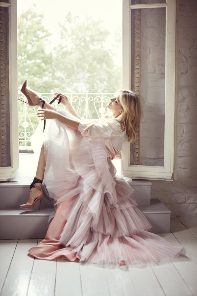 Kate Hudson Styled Jimmy Choo's Autumn Collection, and the Result Is Complete Shoe Porn