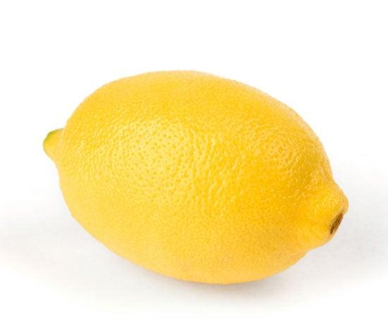 I'm Substituting Lemon and Baking Soda For . . .