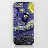 Starry Night TARDIS case ($35)
