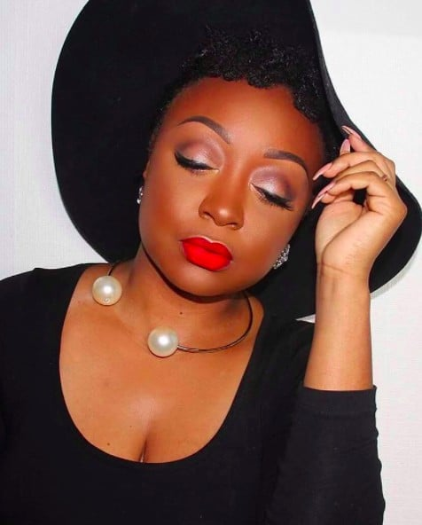 What Does MAC Ruby Woo Look Like on Different Skin Tones ...