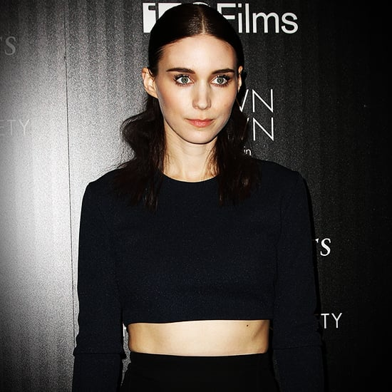Rooney Mara Crop Top Style | Video