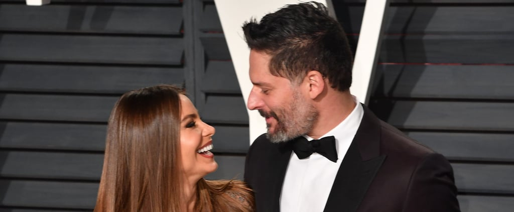 Joe Manganiello's First Anniversary Gift For Sofia Vergara