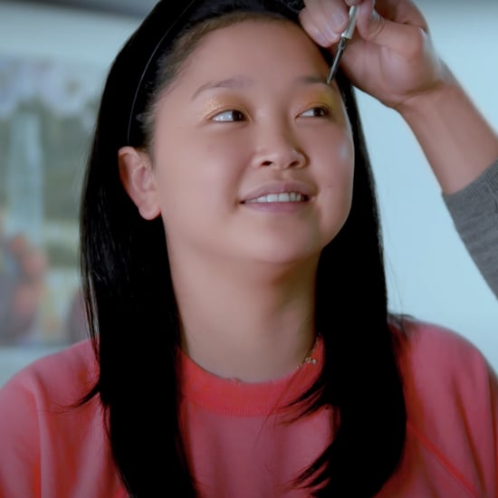Watch Lana Condor's Boyfriend Do Her Makeup