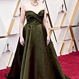 غريتا جيرفيغ في حفل توزيع جوائز الأوسكار 2020
