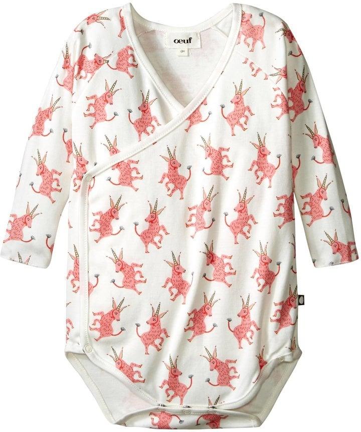 Pink Unicorn Bodysuit
