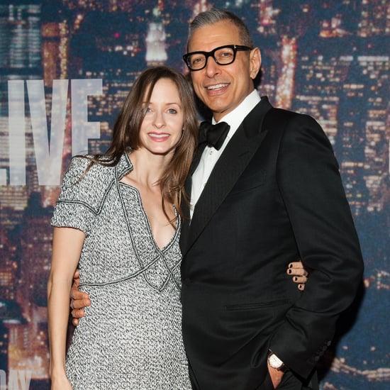 Jeff Goldblum Welcomes Baby Boy