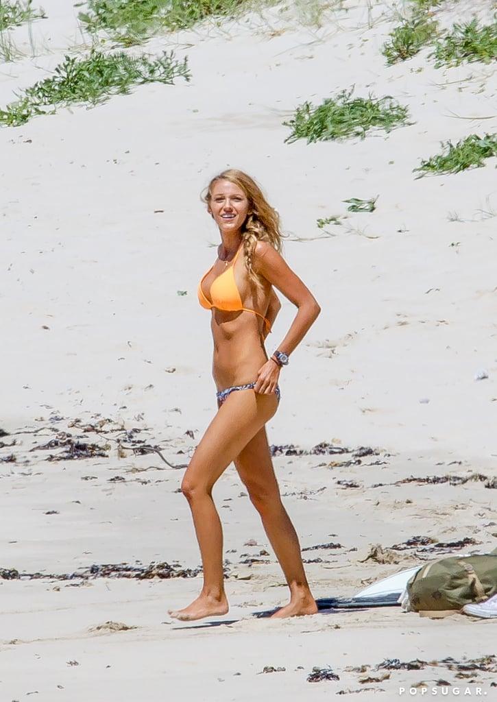 Blake Lively Bikini Pictures November 2015