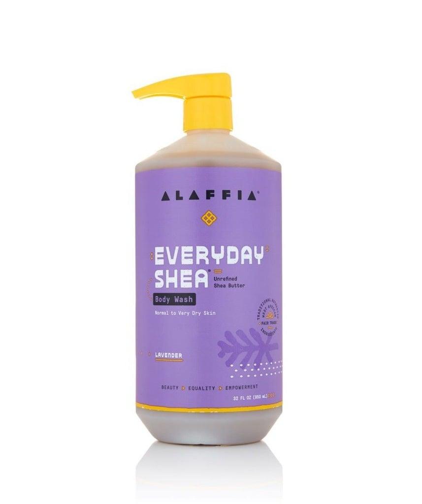 Alaffia EveryDay Shea Lavender Body Wash