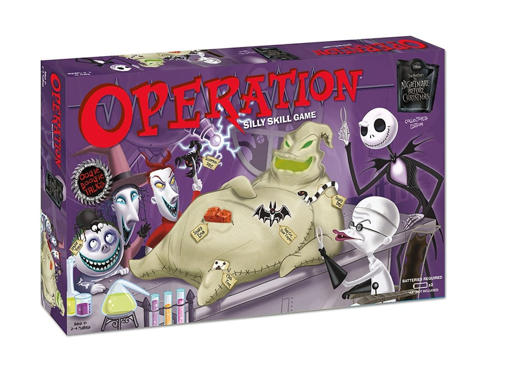 Nightmare Before Christmas Operation | Halloween Games For Adults ...