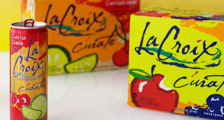 LaCroix Cherry Lime