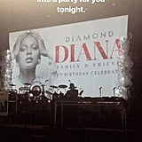 Diana Ross Birthday Party Pictures 2019