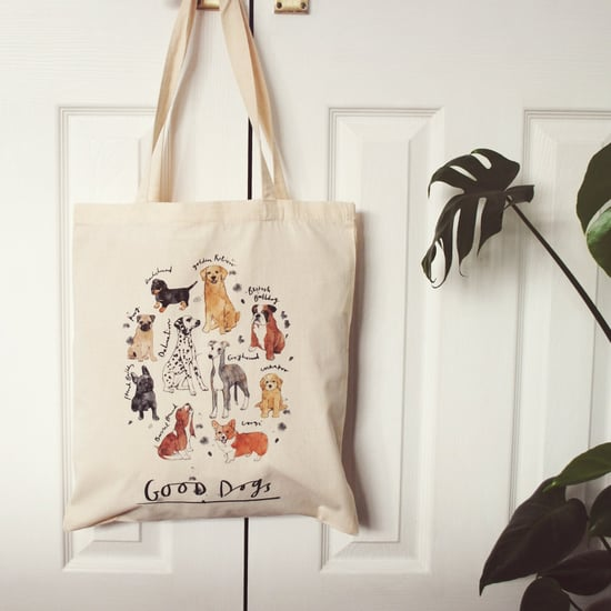 Cute Reusable Totes and Bags From Etsy
