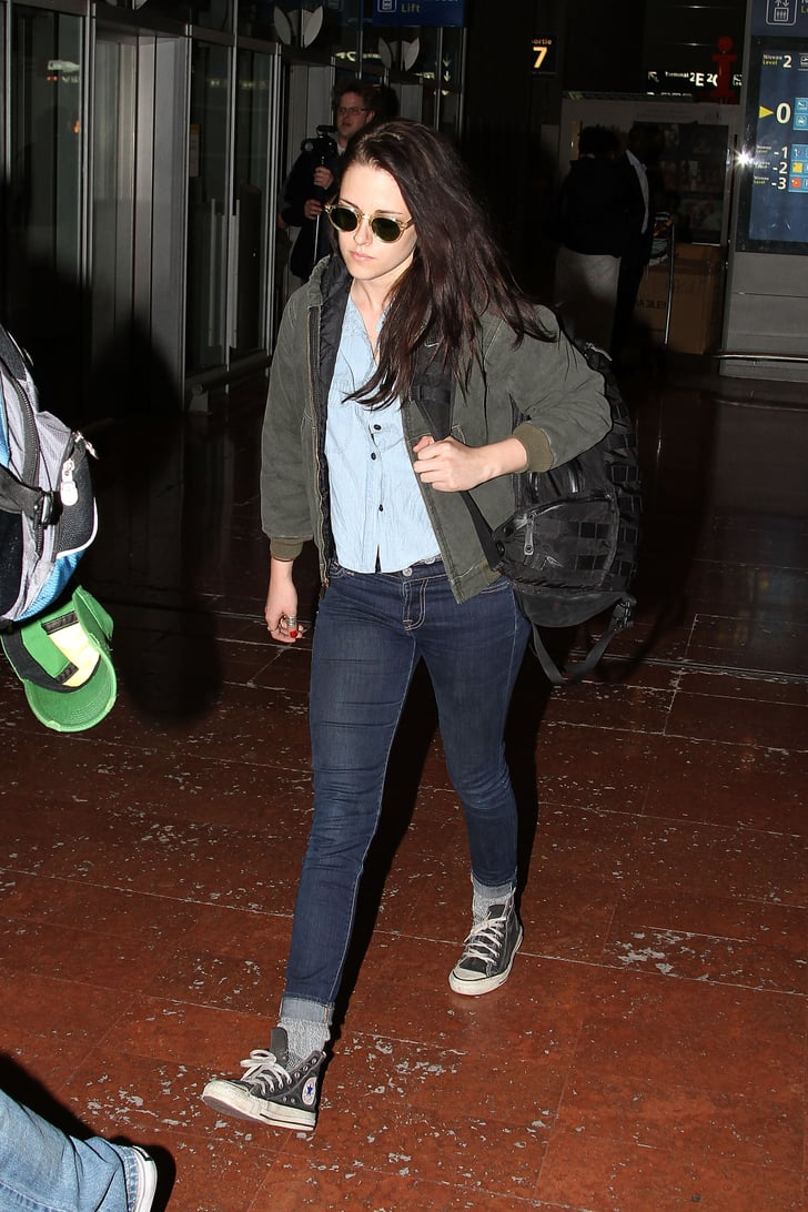 Pictures Of Twilight Star Kristen Stewart Wearing Jeans At