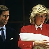 Prince Harry's Hospital Debut
