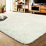 Modern Area Rugs Fluffy Area Rug