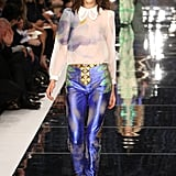 Spring 2011 Milan Fashion Week: Just Cavalli
