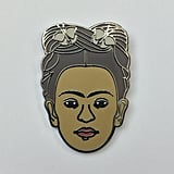 Frida Kahlo Badge
