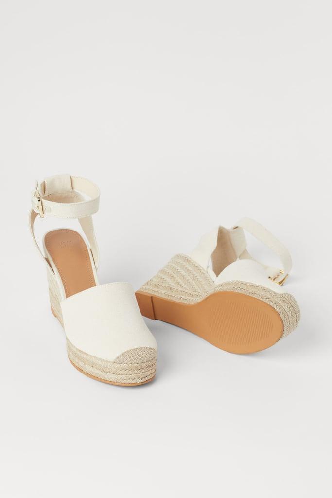 Wedge-heel Espadrilles