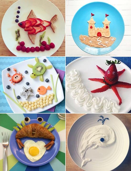 Summertime Snacks! 20 Pieces of Seasonal Food Art