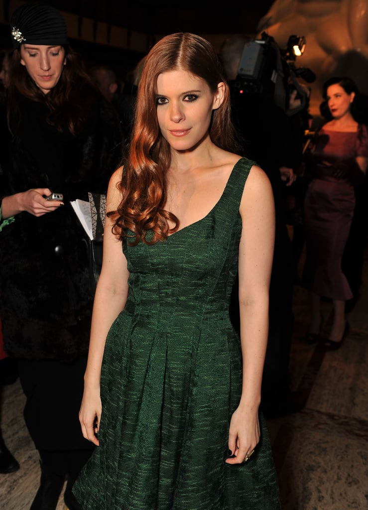 Kate Mara at Zac Posen
