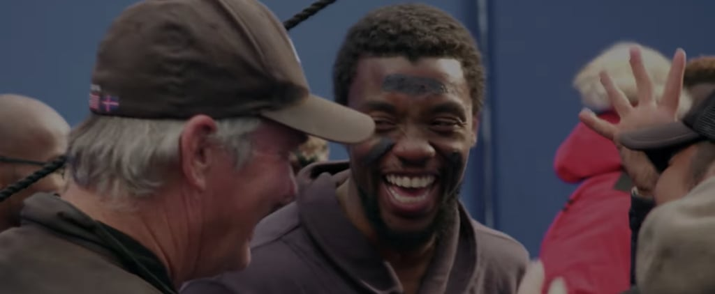 Watch Marvel Studios' Chadwick Boseman Tribute Video