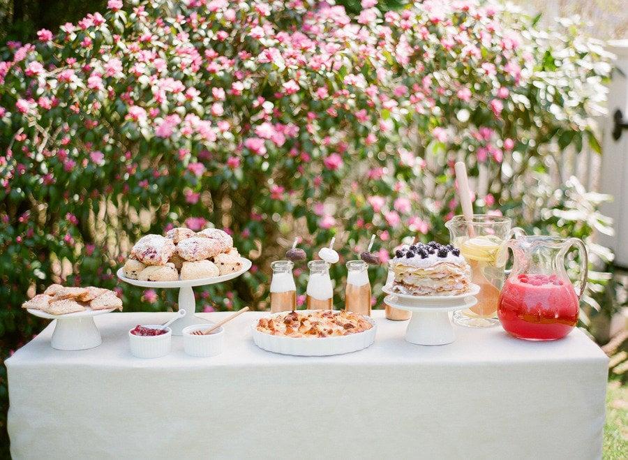 Brunch Bar & Brunch Bar | Party Buffet and Bar Table Ideas | POPSUGAR Food Photo 4