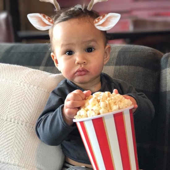 Pictures of John Legend and Chrissy Teigen's Daughter