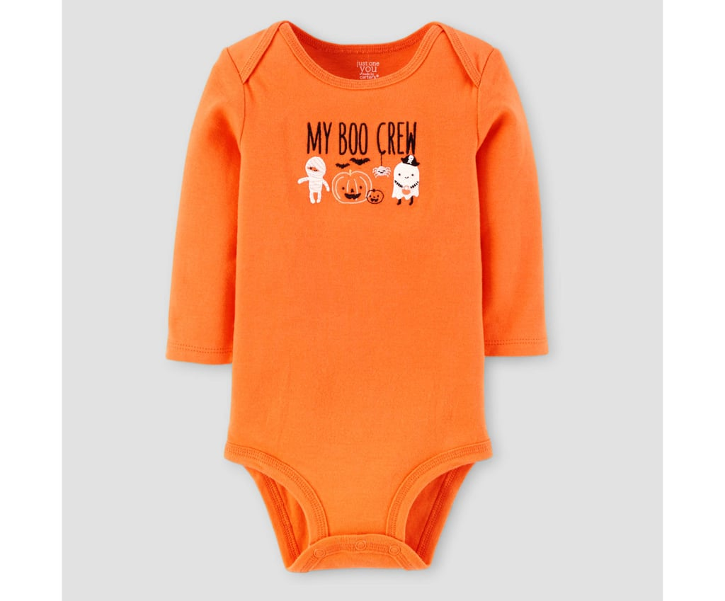 916bfe9a7 My Boo Crew Onesie | Halloween Onesies For Babies | POPSUGAR Family ...