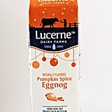 Lucerne Pumpkin Spice Eggnog