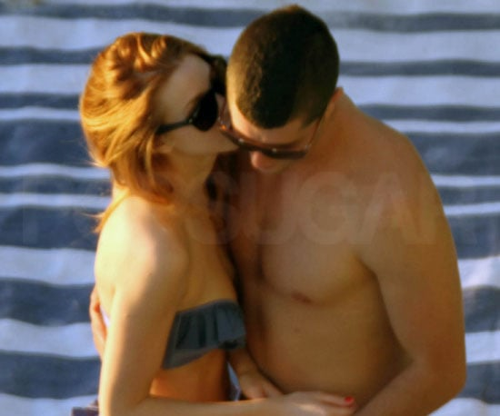 Slide Picture of Whitney Port in Bikini