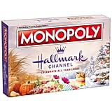 The Hallmark Channel Monopoly Game Celebrates All Seasons