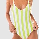 RH Swimwear Neon Stripe One Piece ($89)