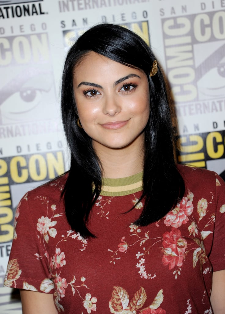 Camila Mendes With Blond Hair