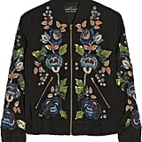 Needle & Thread Embellished Cady Bomber Jacket