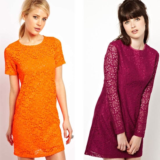 Shop Bright Lace Dresses Under $100