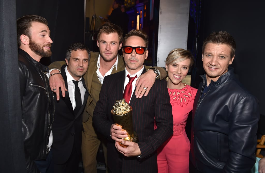 Best Pictures From the 2015 MTV Movie Awards   POPSUGAR ...