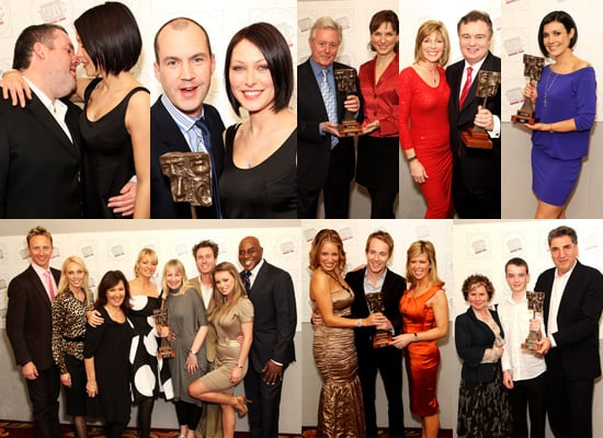 Winners of Television and Radio Industries Club (TRIC) Awards 2008