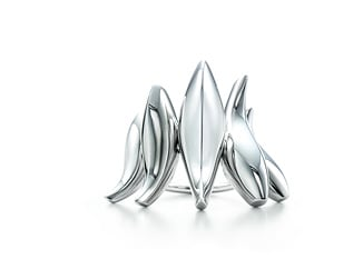 Frank Gehry's Collection For Tiffany & Co.