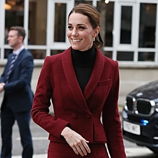 Kate Middleton Visiting UCL in London November 2018