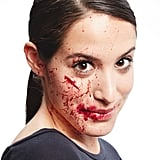 Costume ideas for fake blood: vampire, zombie
