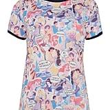 Princesses PJ Tee ($8)
