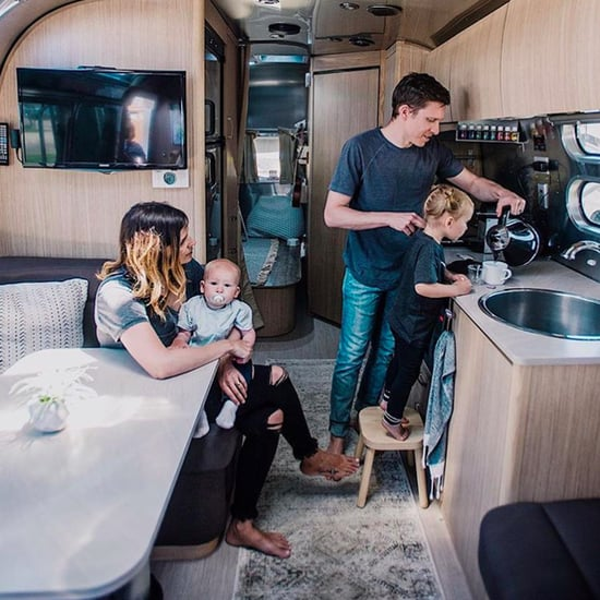 OurFamilyAdventures Family of 4 Lives in an Airstream RV