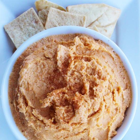 Healthy Sweet Potato Hummus Recipe