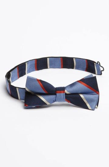 1901 Woven Silk Bow Tie