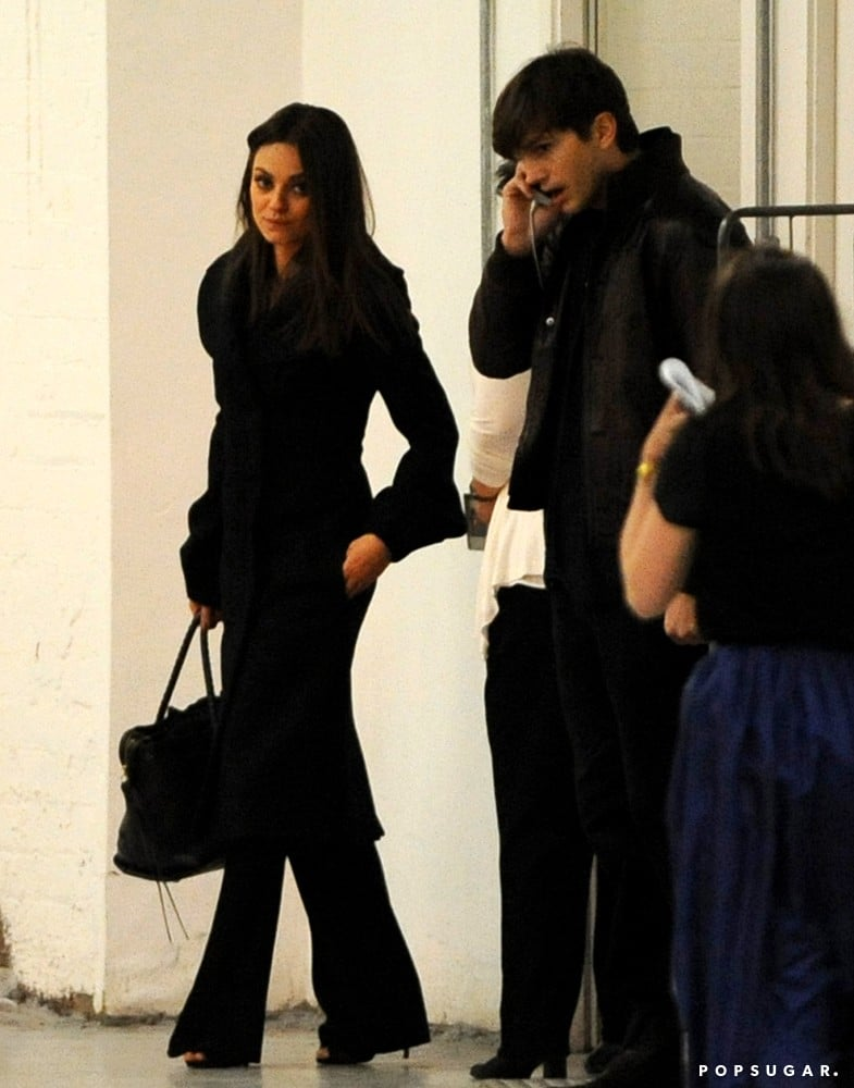 Mila kunis dating kutcher