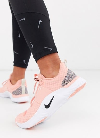 Nike Training Renew TR 9 With Glitter Panel