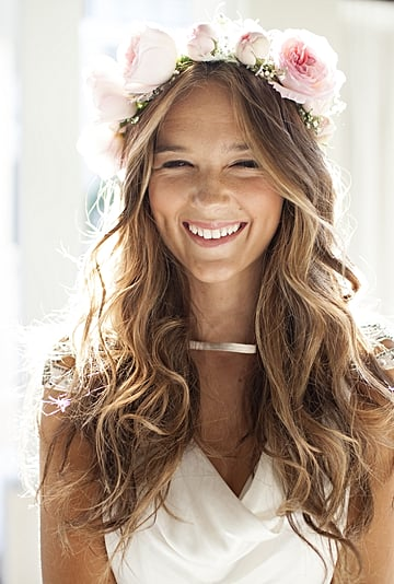 Healthy Wedding Hair Tips