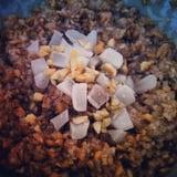 Orange and Coconut Raw Bulgur Breakfast Bowl