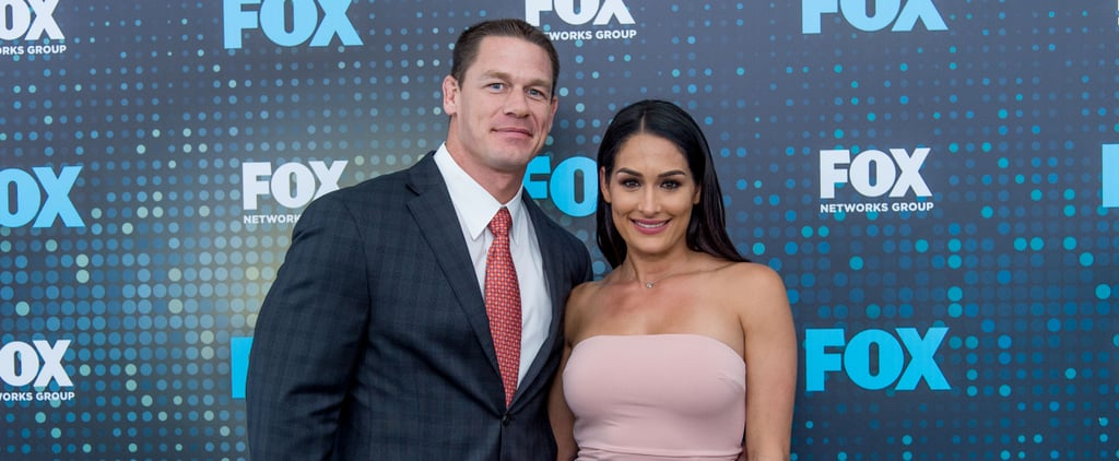 Nikki Bella Talks About John Cena Split on Extra May 2018